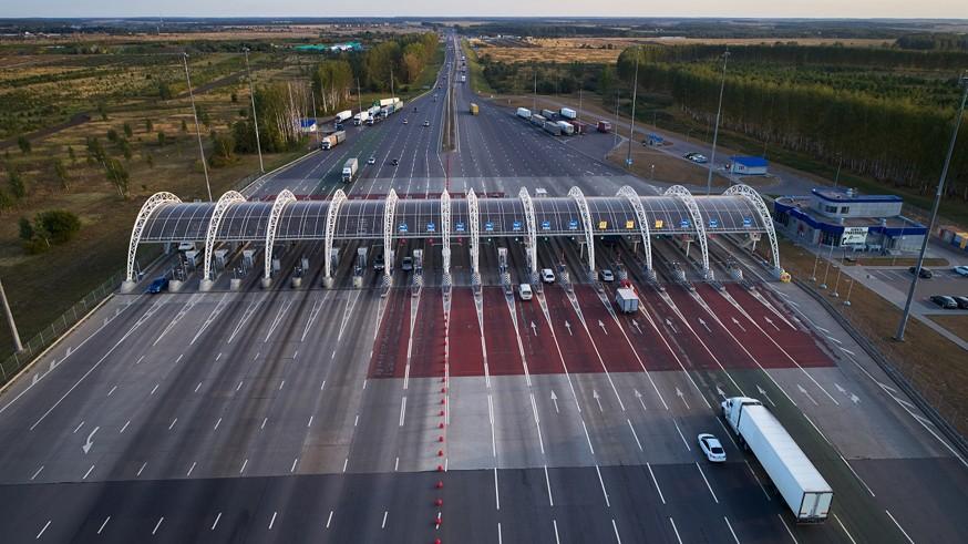 Дорога к черноморским курортам: на платной трассе М-4 начали строить очередную развязку