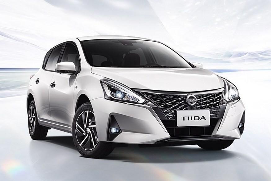 Хэтчбек Nissan Tiida ещё жив, и он только что обрёл версию в стиле последнего Note