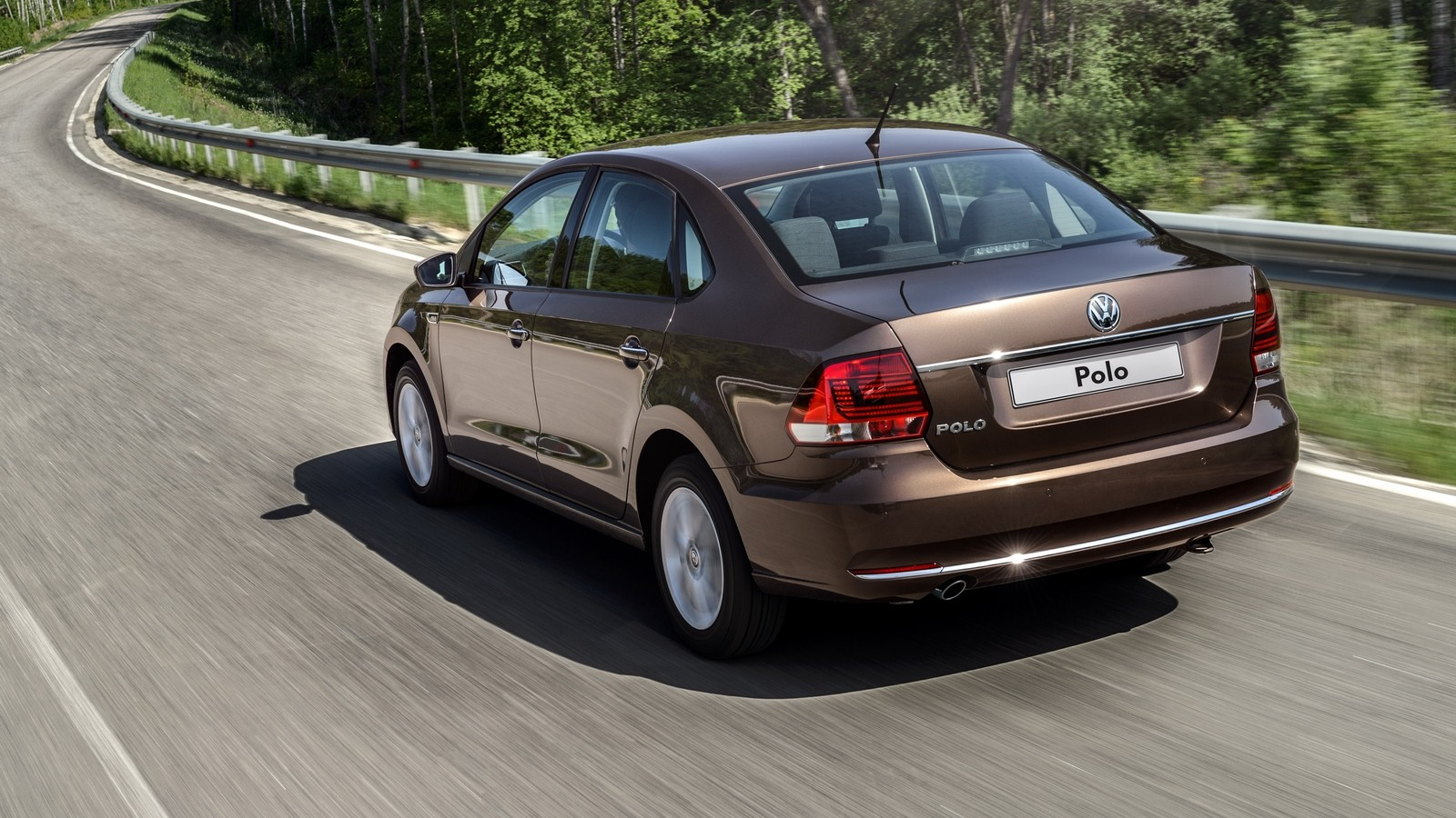 Volkswagen Polo Sedan (Typ 6C) '2015–н.в.п