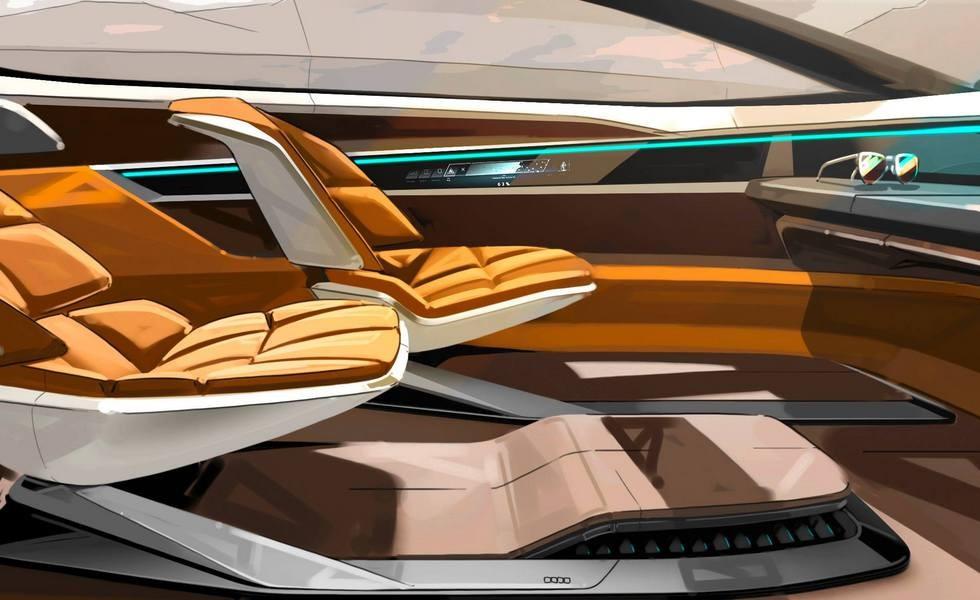 Тизер нового концепта Audi