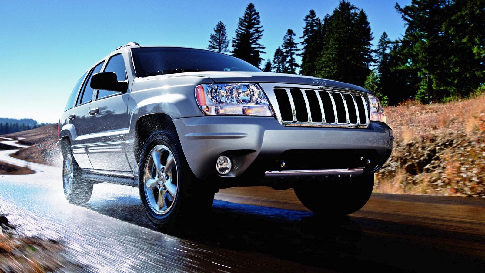 Jeep Grand Cherokee Overland (WJ) '2004
