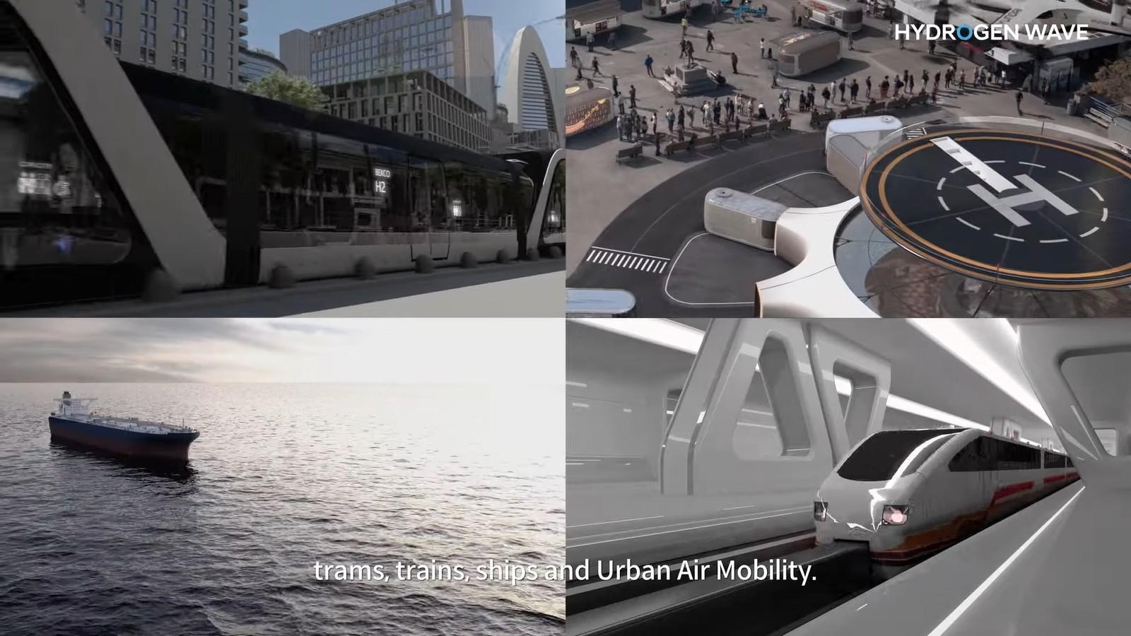 Водородные планы Hyundai: новый Nexo в 2023 году, 680-сильный спорткар и беспилотники