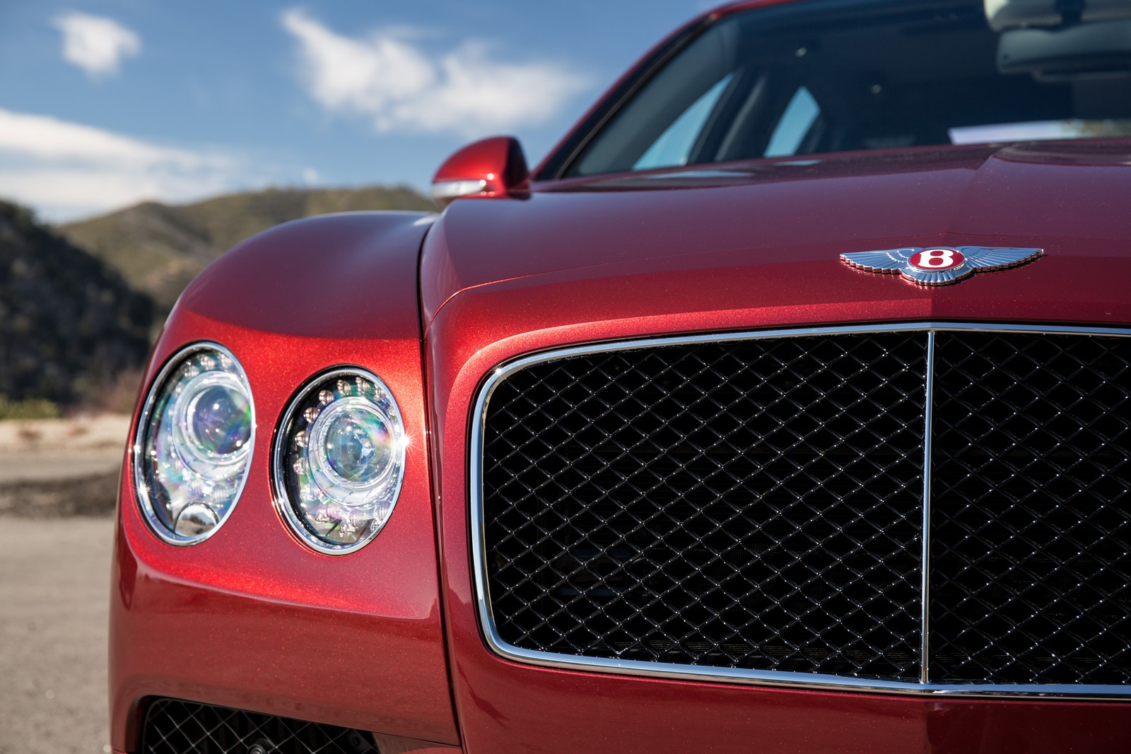 Bentley Flying Spur V8 S-5