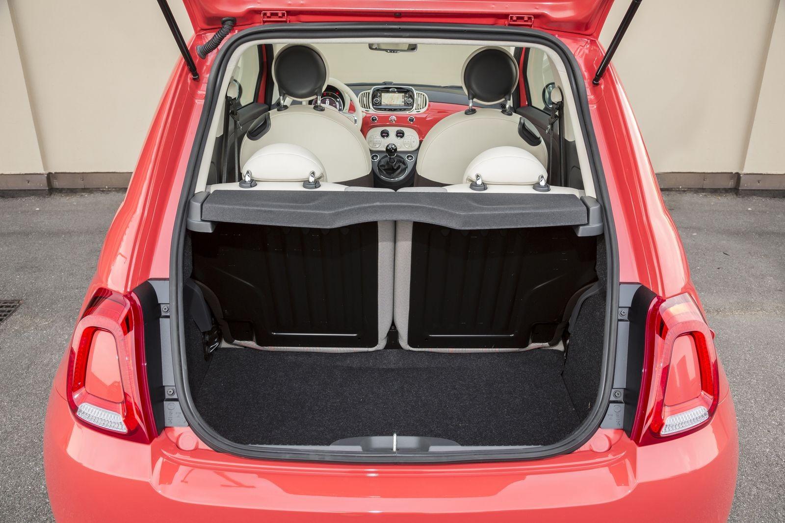 Игрушка почти без сюрпризов: стоит ли покупать Fiat 500 за 600 тысяч рублей