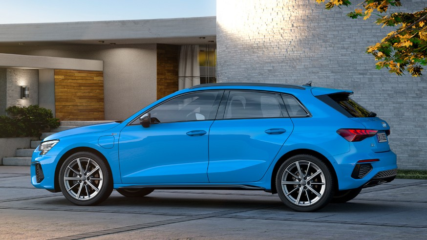 Audi похвасталась подросшим запасом хода нового гибрида A3 Sportback