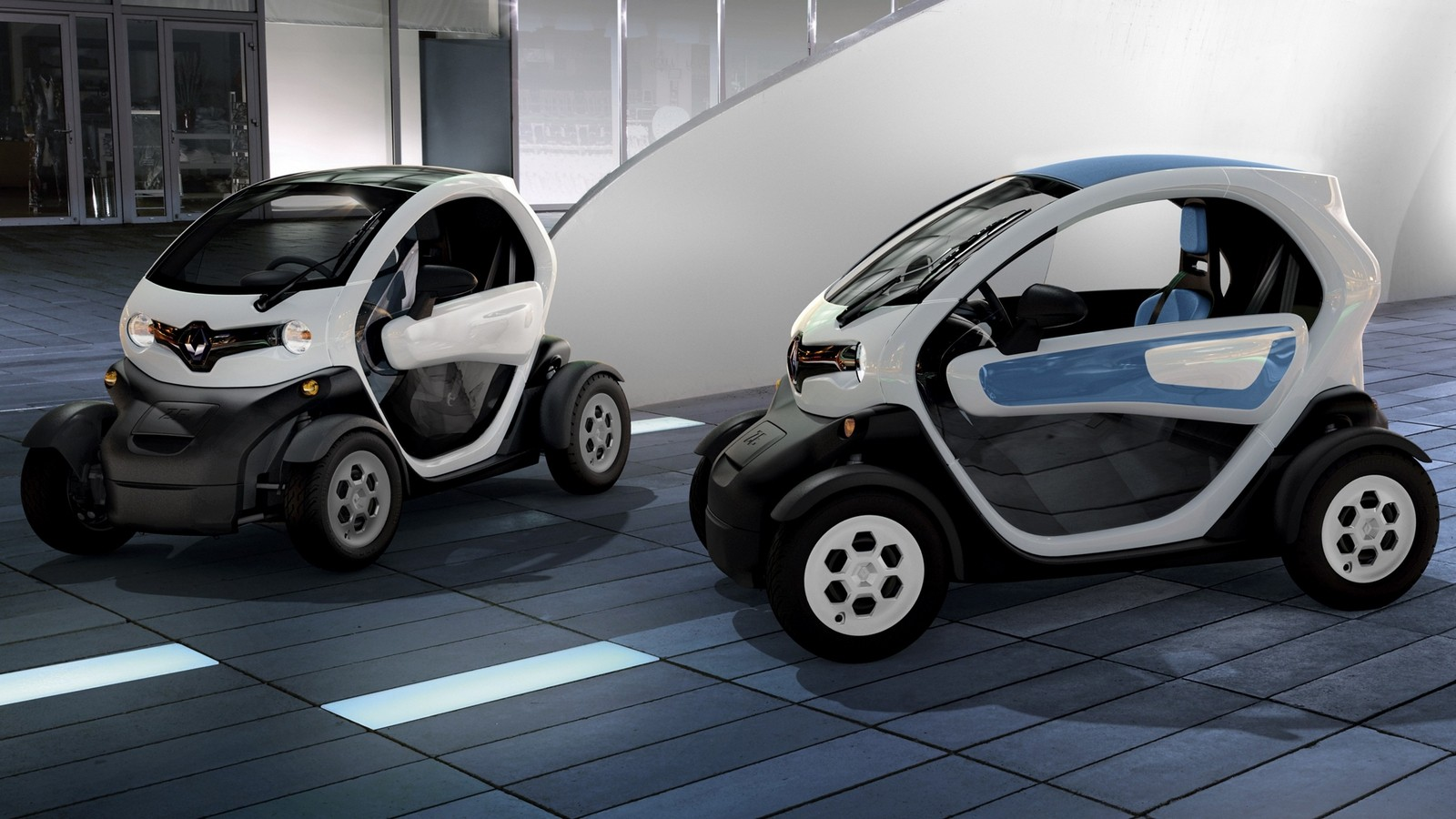 На фото: Renault Twizy Z.E. '2012–н.в.