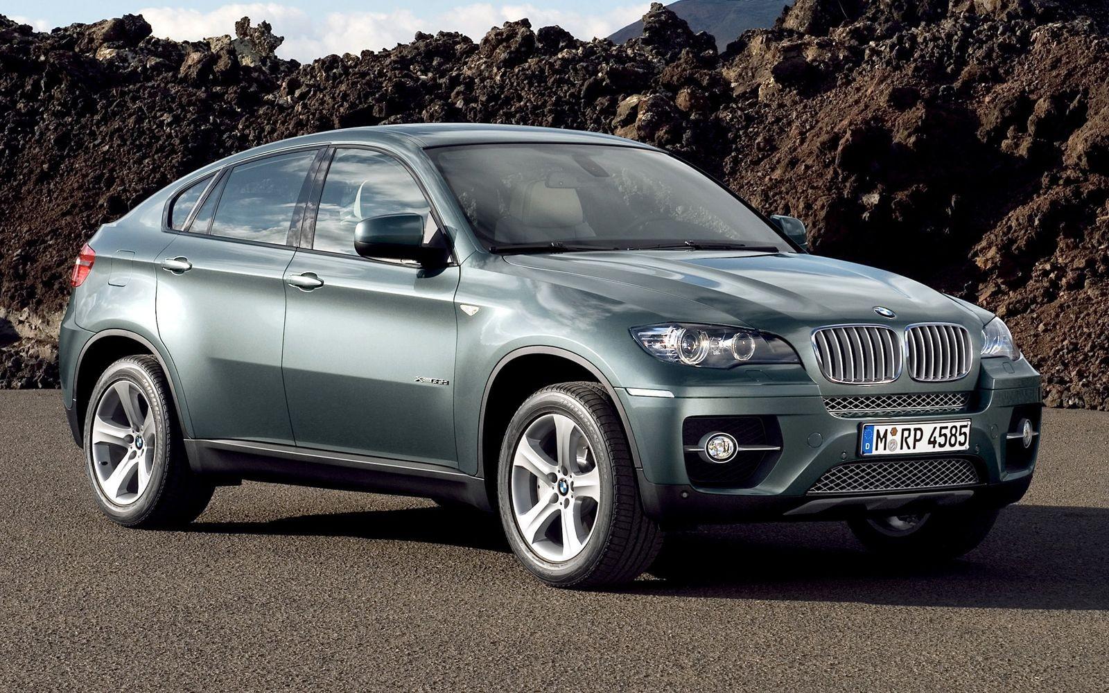 BMW X6 первого поколения