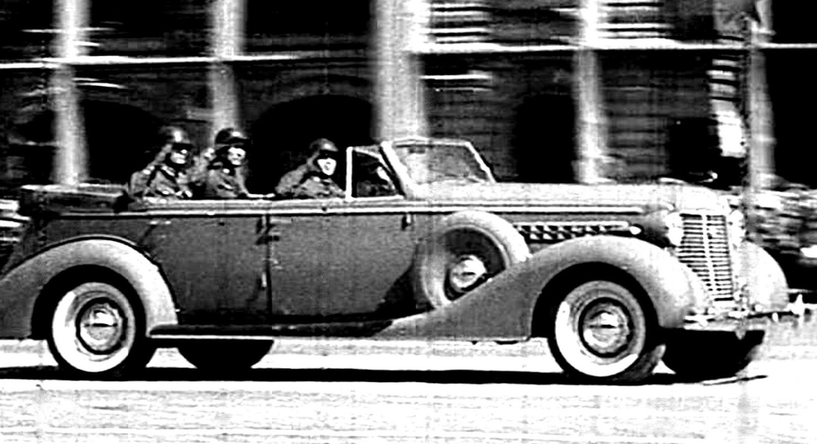 армейские легковушки СССР 27