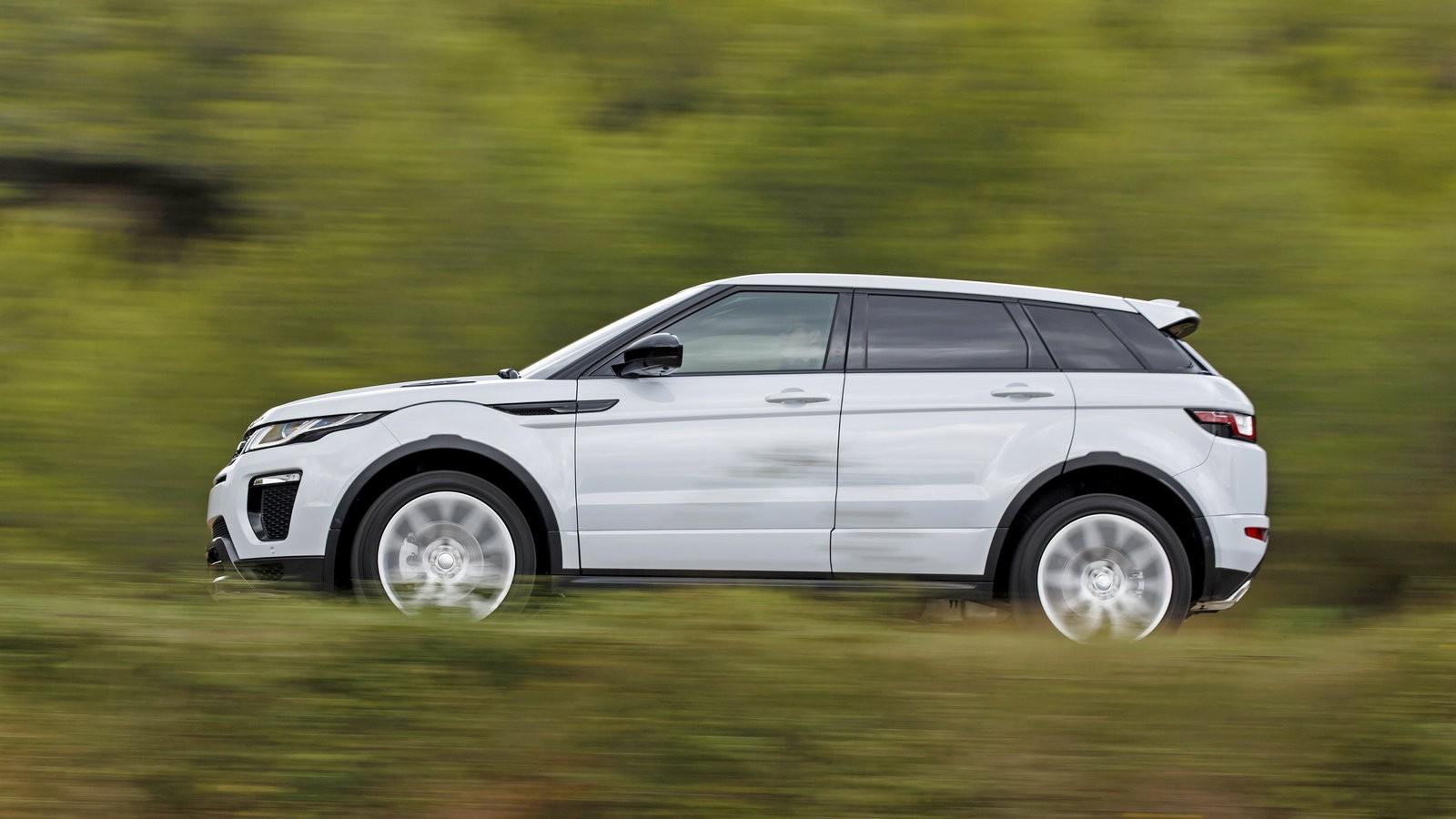 Range Rover Evoque '2015–19