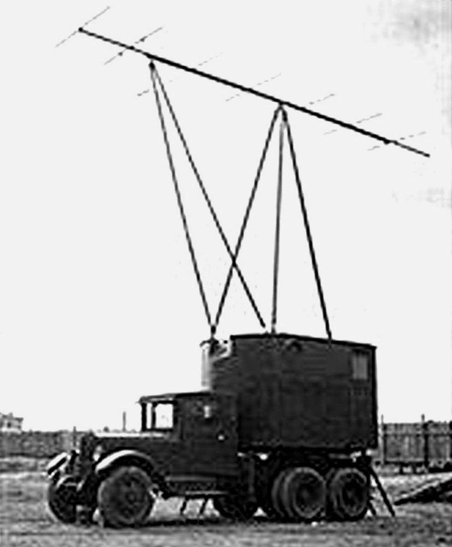 РУС-2 «Редут-40» на поворотной платформе