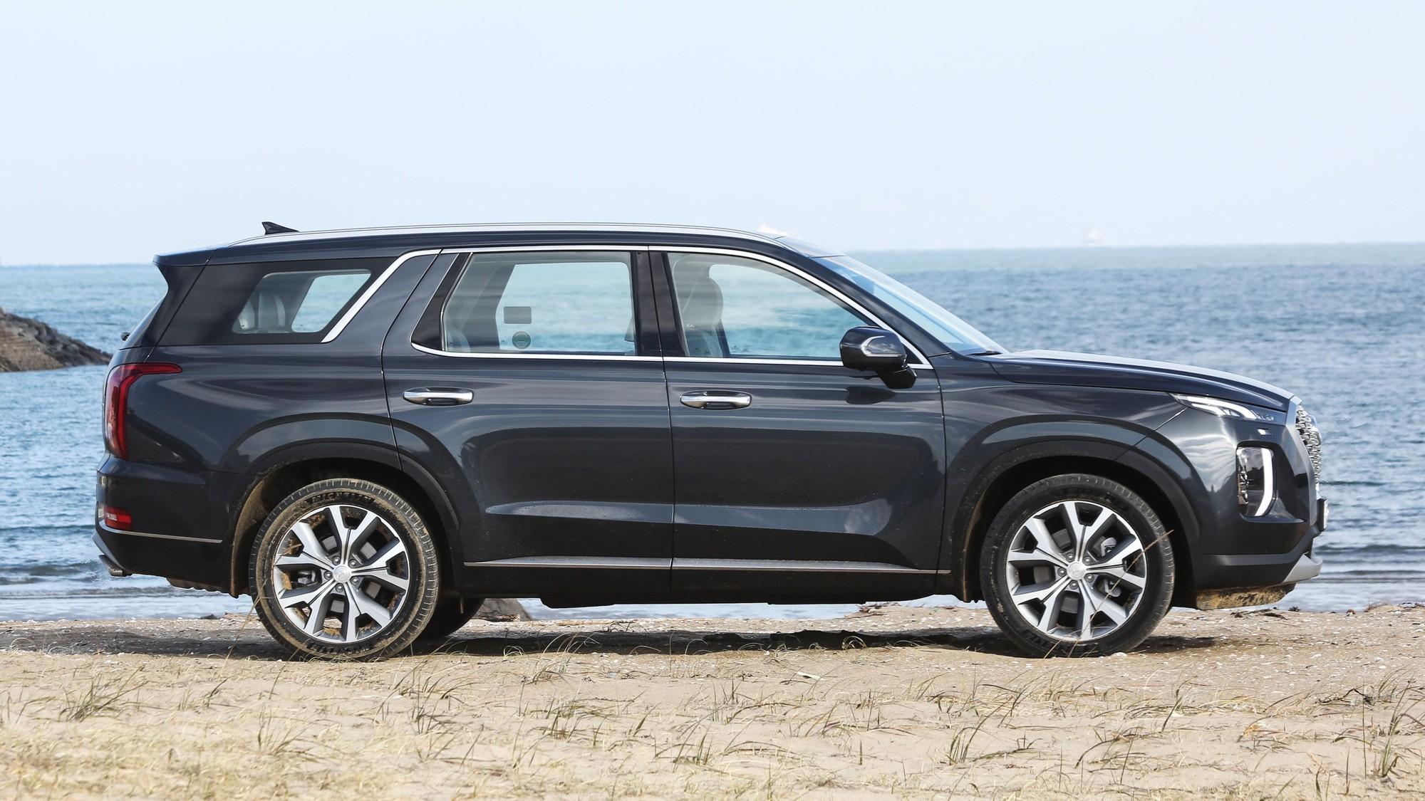 Так и не ставший хитом в США Hyundai Palisade наконец-то приедет в РФ