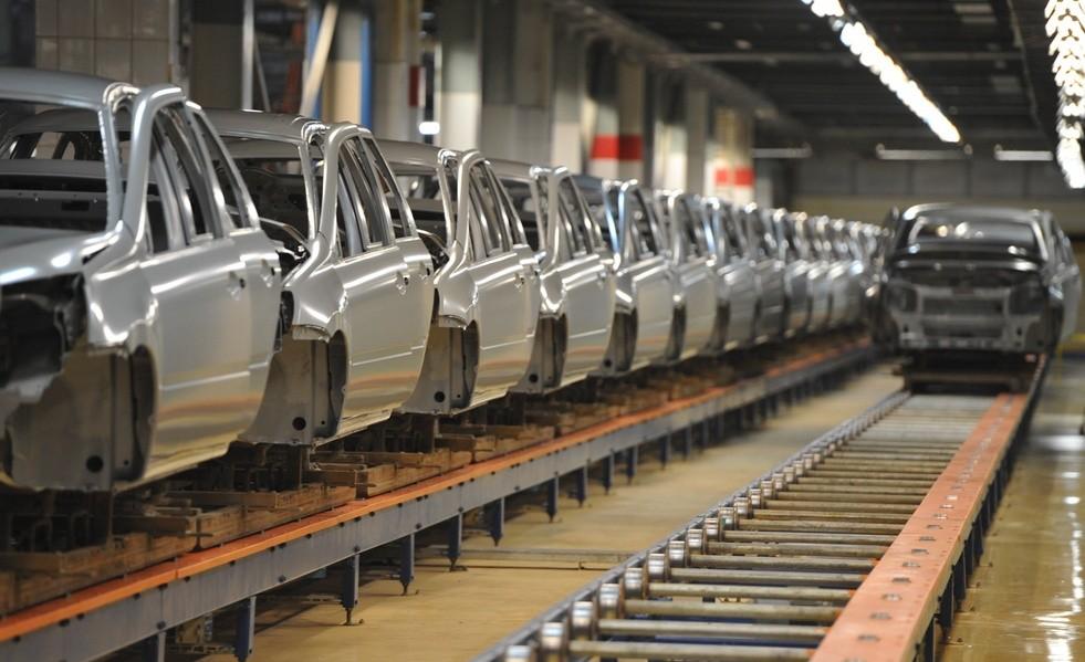 Где производят автомобили лада
