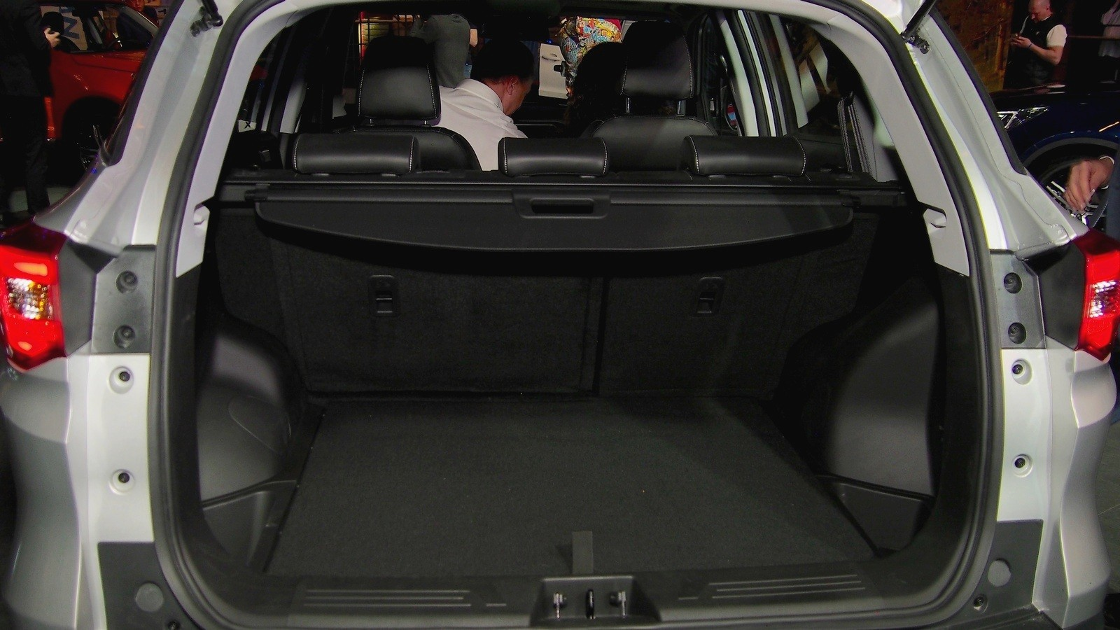 Lifan X70 багажник