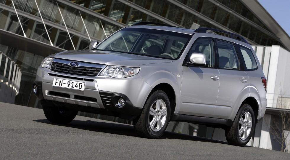 На фото: Subaru Forester '2008–11
