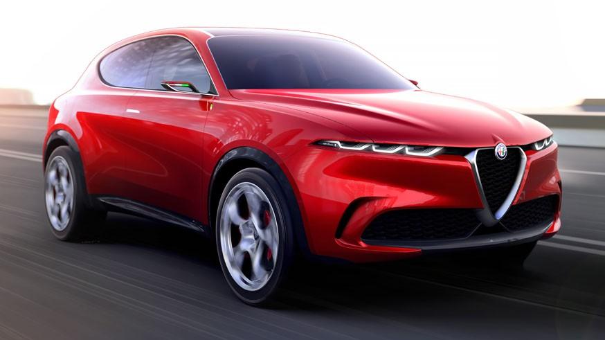 Alfa Romeo задерживает выход Tonale: премьера пройдёт позже на три месяца