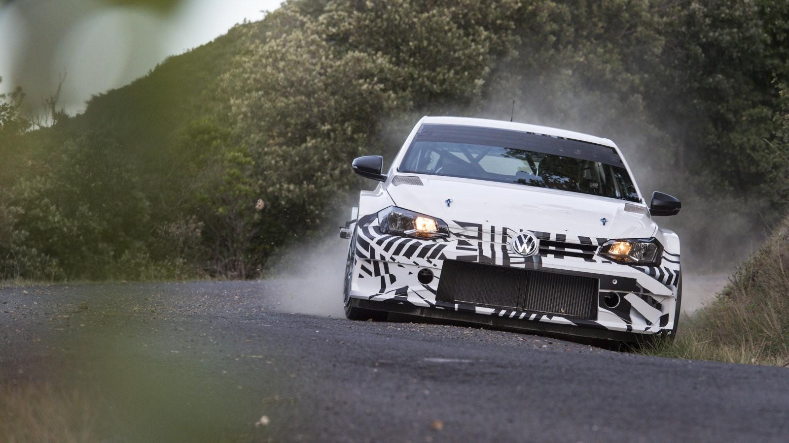 Volkswagen Polo GTI R5 — Test