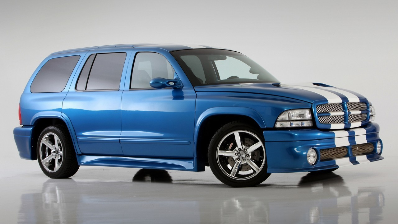 2Dodge Durango SP360 Carroll Shelby Edition '1999–2000