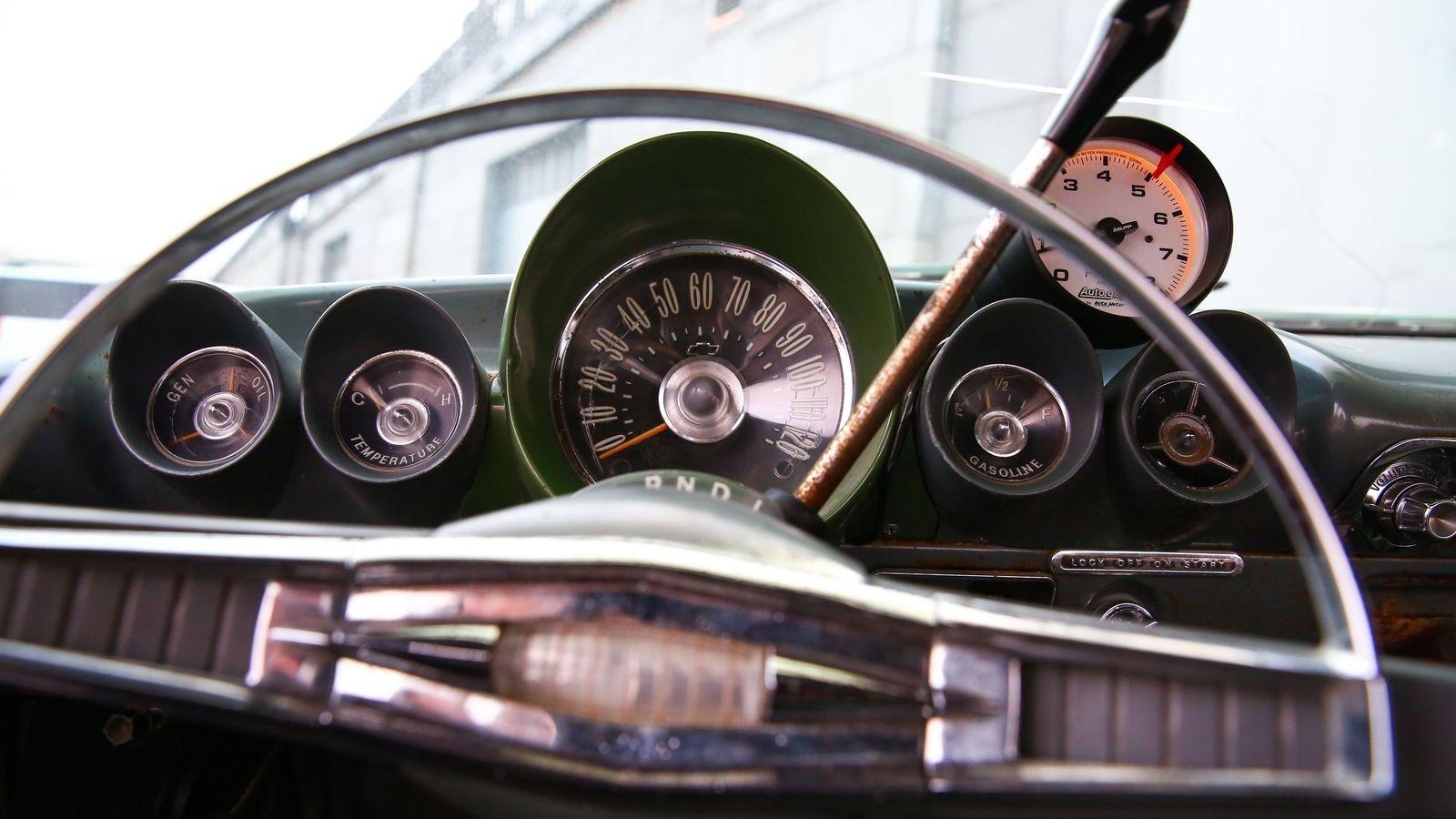 Ржавый и быстрый: опыт владения Chevrolet El Camino 1959 в стиле raggare