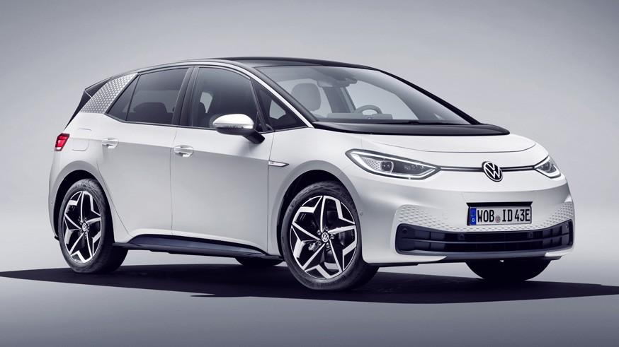 «Зелёный» кабриолет: Volkswagen думает о выпуске ID.3 с открытым верхом