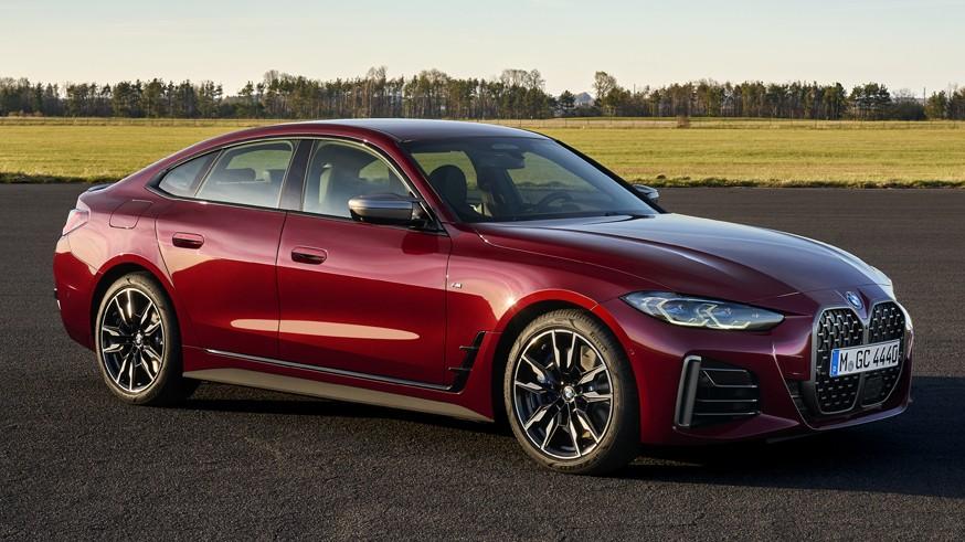 В дополнение к купе и кабриолету: BMW начала продажи нового 4 series Gran Coupe