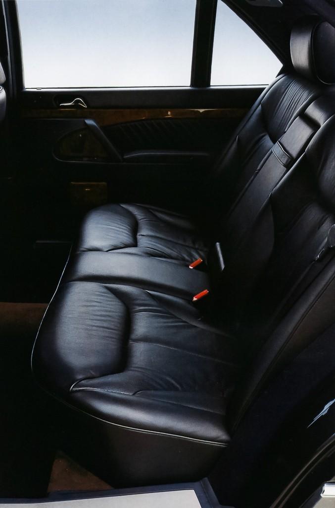 Интерьер Mercedes-Benz 600 SEL Worldwide (Bm.140.057) '081990–1993