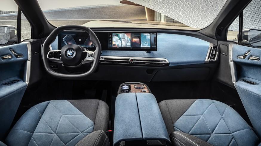 Новый флагман BMW: до сотни меньше чем за 5 секунд, а «суперноздри» сами избавятся от царапин