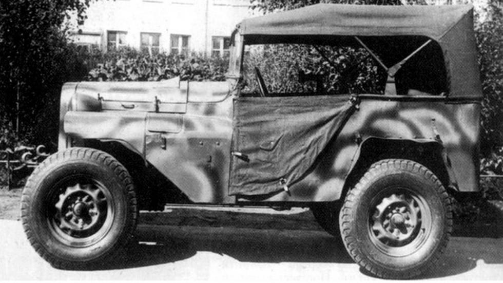 ГАЗ 64