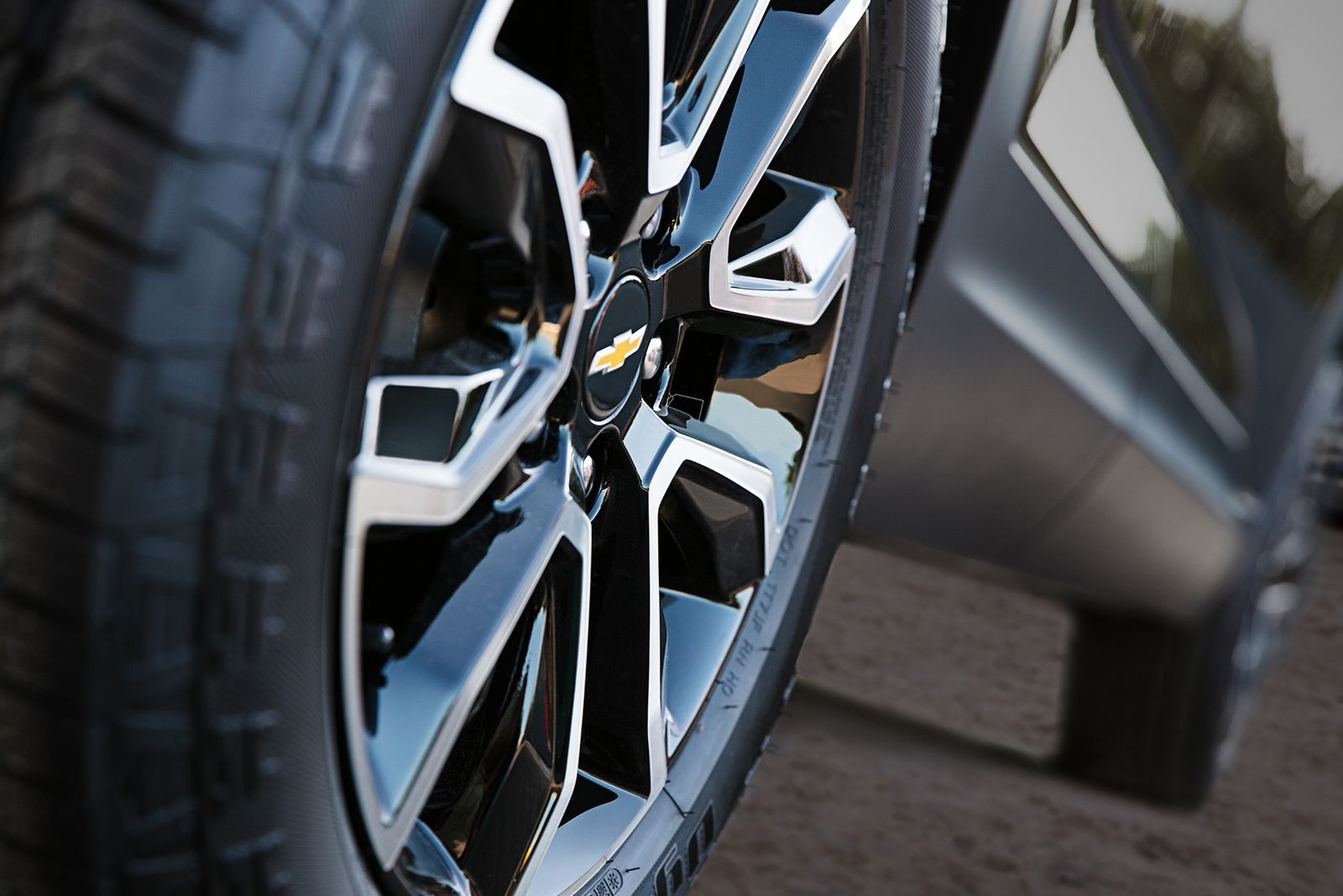 Три цилиндра и девять ступеней из Кореи: тест-драйв Chevrolet Trailblazer