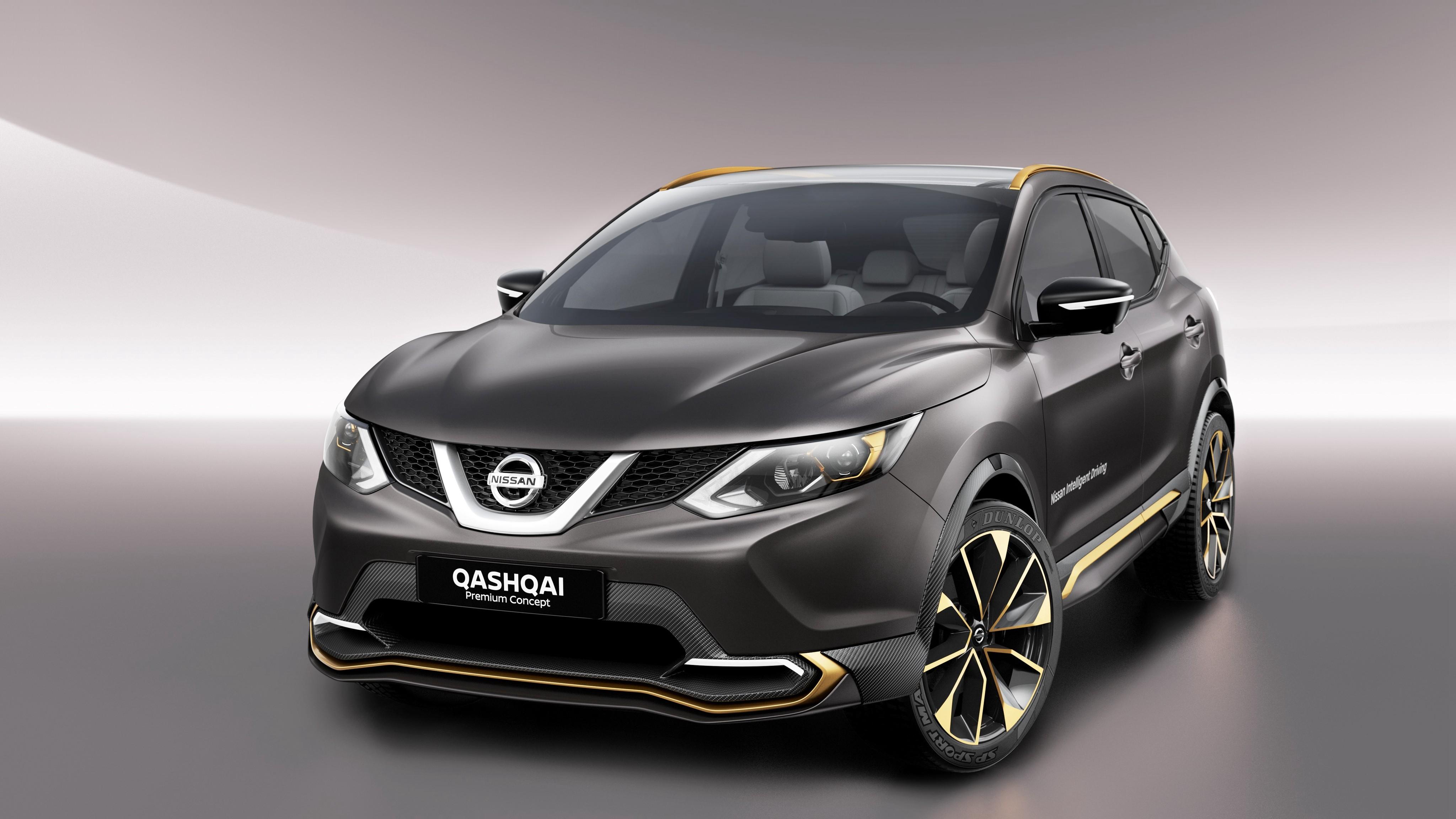 На фото: Nissan Qashqai Premium Concept