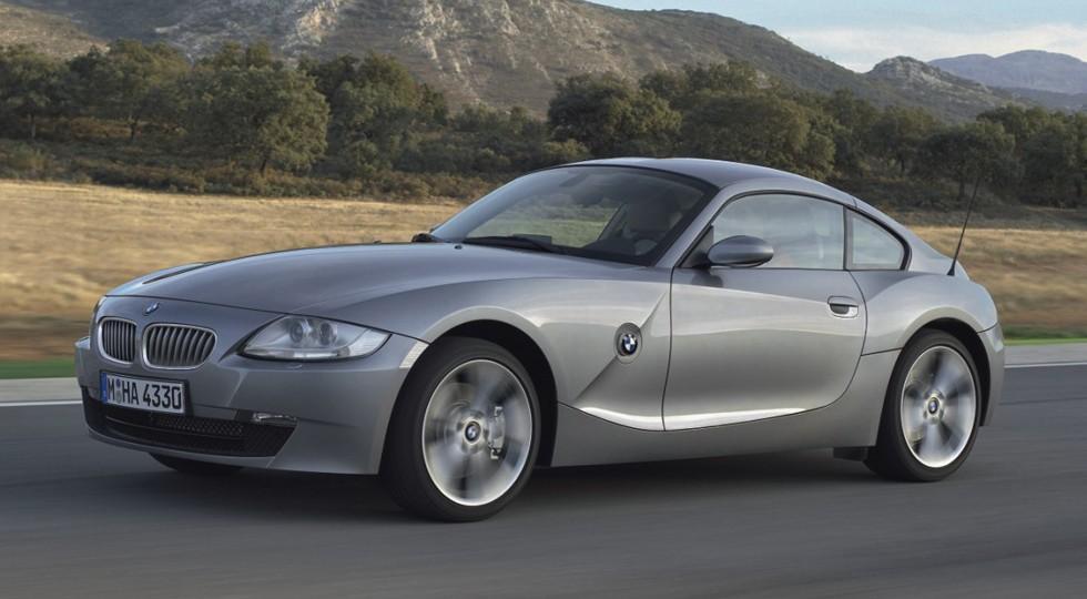 На фото: BMW Z4