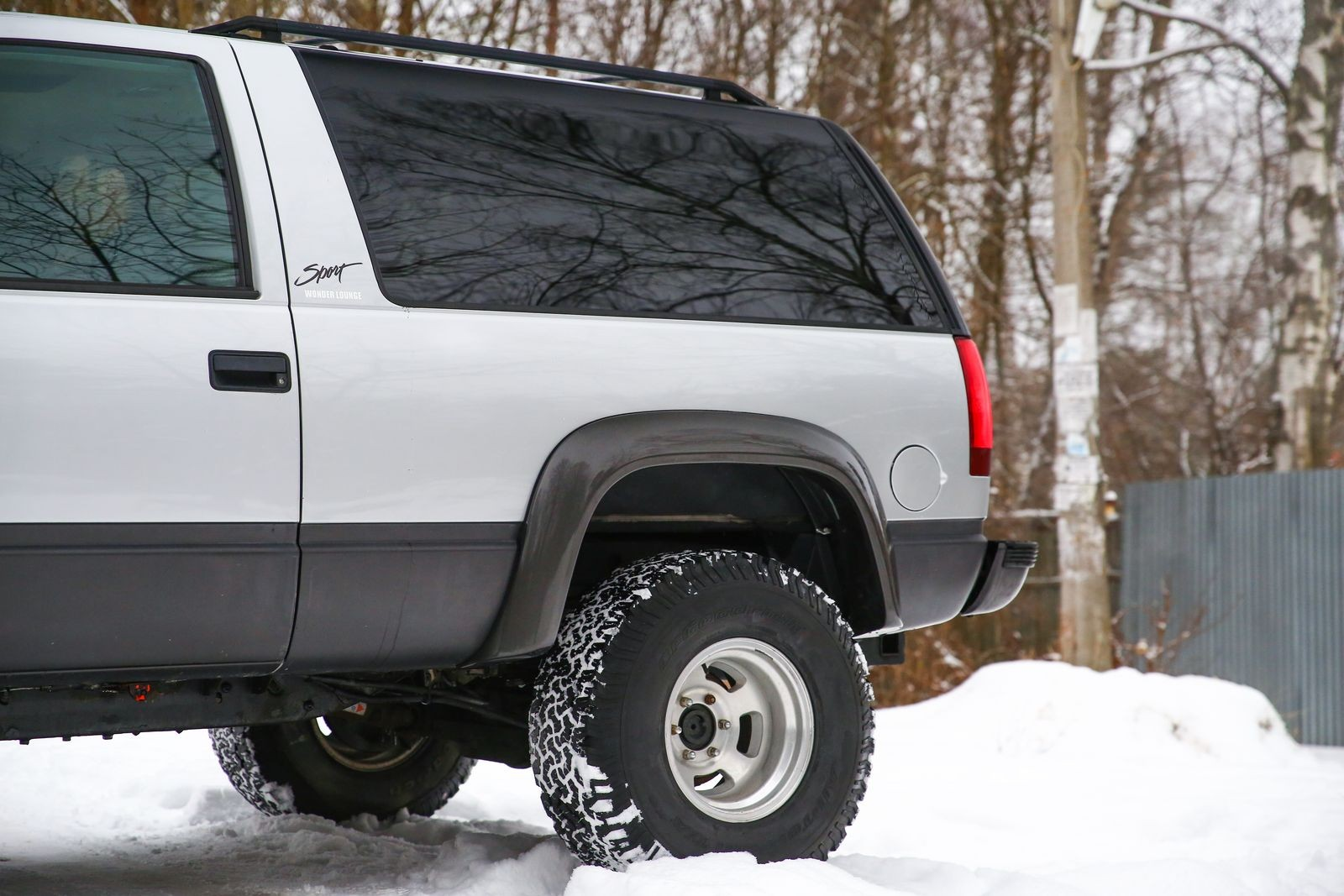 Секс в гамаке: опыт владения Chevrolet Tahoe с пробегом 56 000 километров
