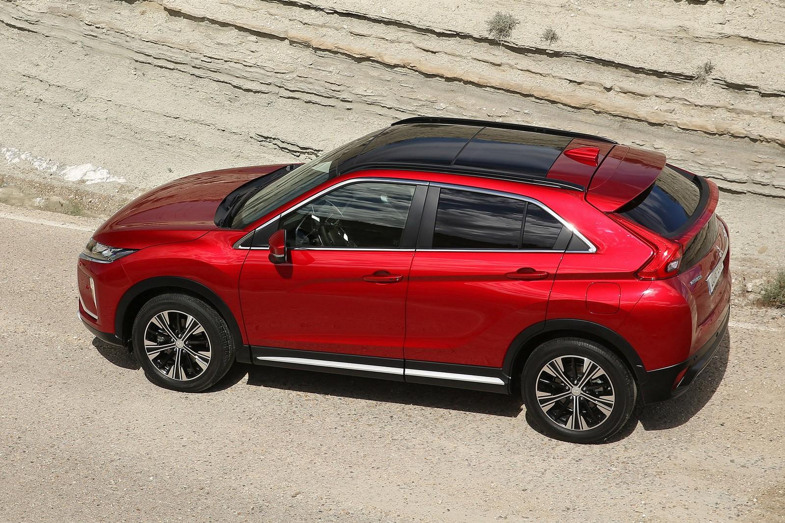 В Mitsubishi не будут останавливать российские продажи Eclipse Cross из-за ситуации в 2020 году