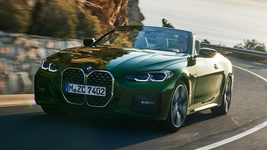Кабриолет BMW 4 series получил мягкий верх. До российского рынка доберётся весной
