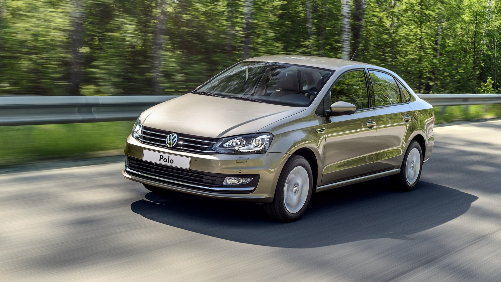 Торпедо Volkswagen Polo Sedan (Typ 6C) '2015–н.в.ч