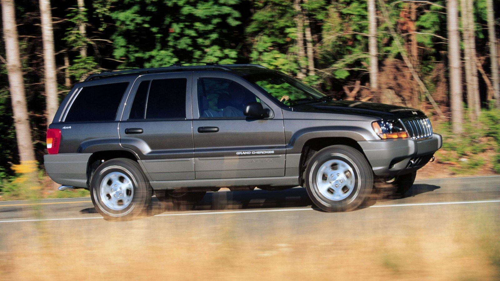 1999–2003 Jeep Grand Cherokee Laredo (WJ)