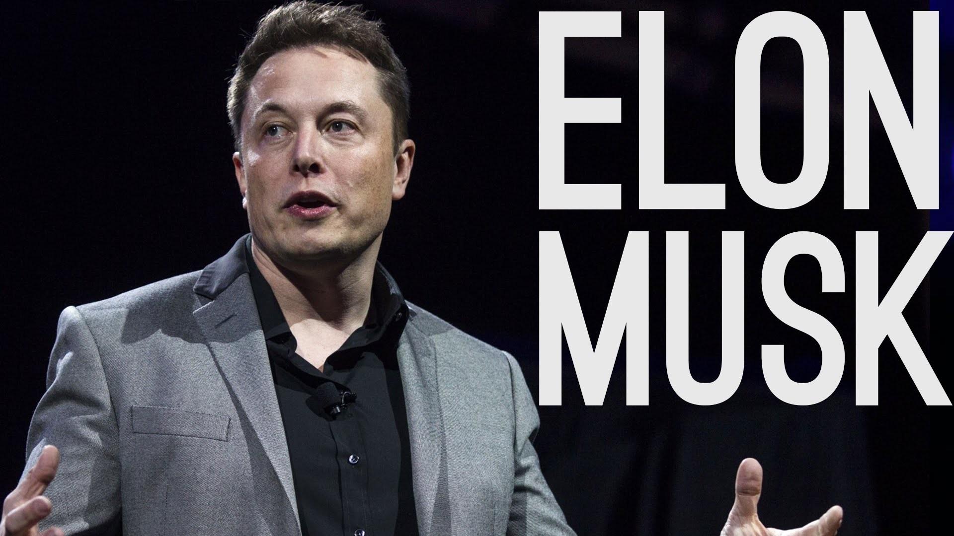 На фото: глава Tesla Илон Маск
