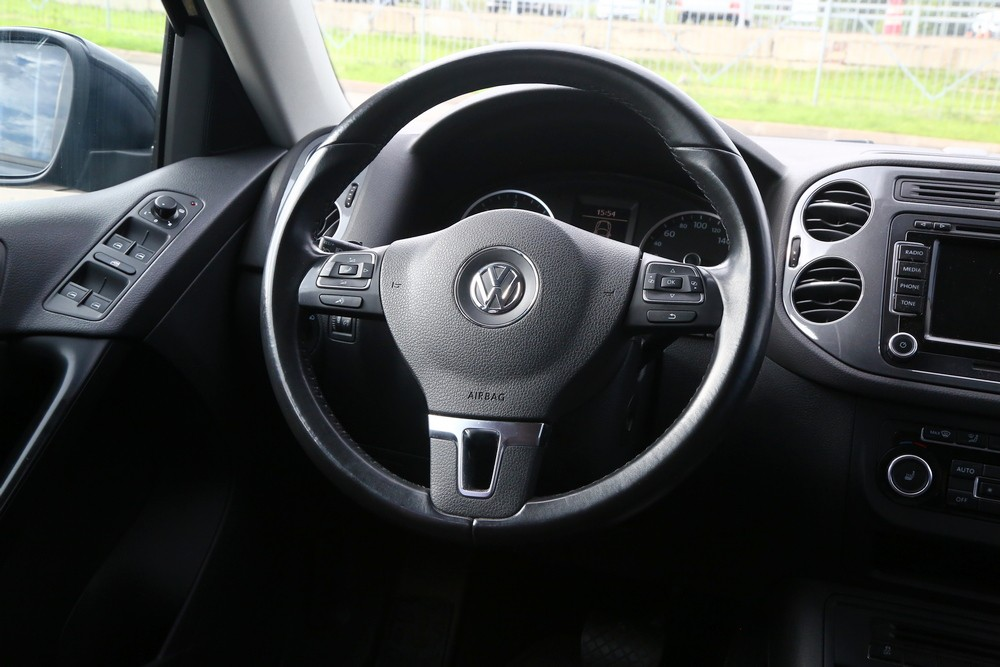 Volkswagen Tiguan I с пробегом: DSG или гидромеханика? TSI или TDI?