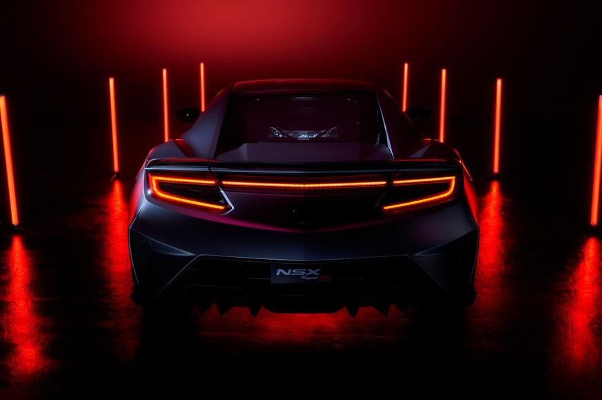 Acura готовит прощальную версию NSX: ей станет «заряженный» вариант Type S