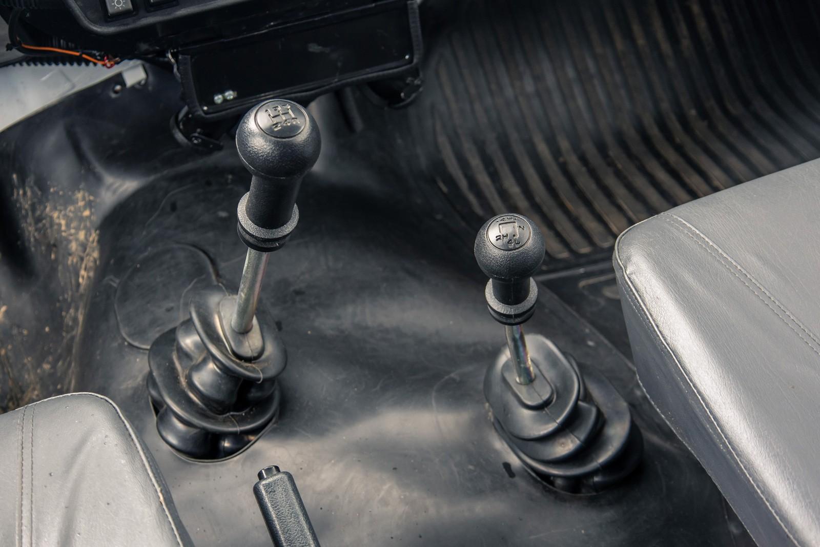 Тест электрического УАЗ Hunter: китайская начинка, 600 Нм момента и ненужная МКП