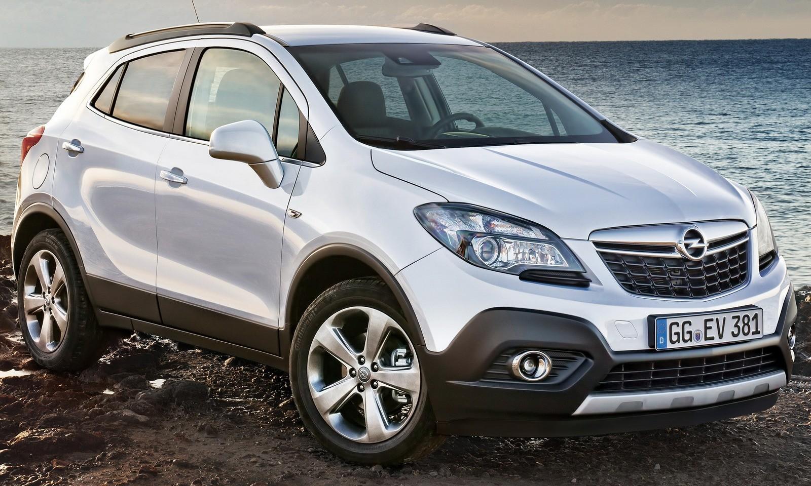 На фото: Opel Mokka '2012–16