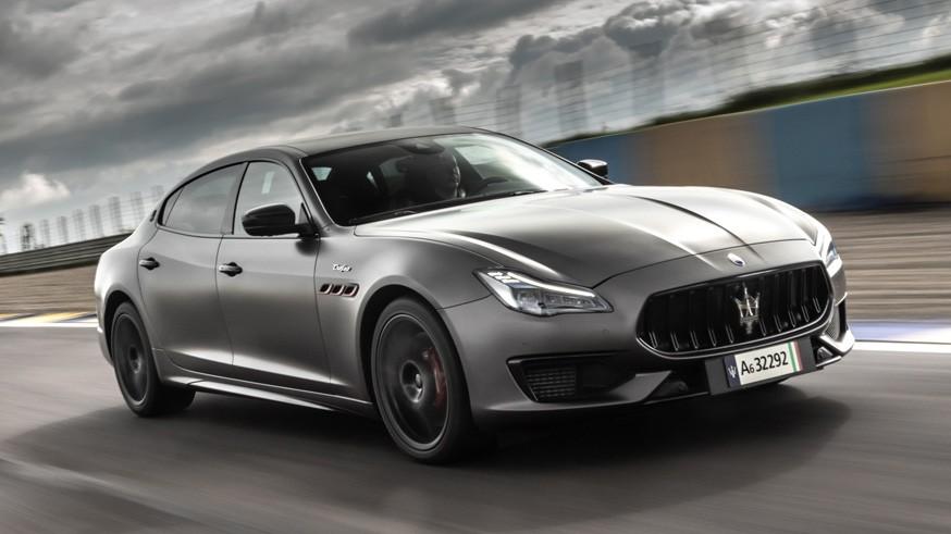 Maserati может сделать из Quattroporte универсал: первое изображение