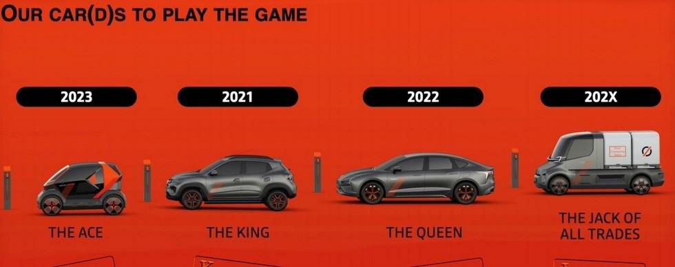 Совместный седан Renault и китайцев, который появится в Европе: новые фото и подробности