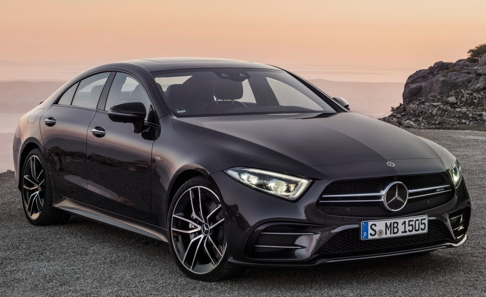 Mercedes-AMG CLS 53 2018