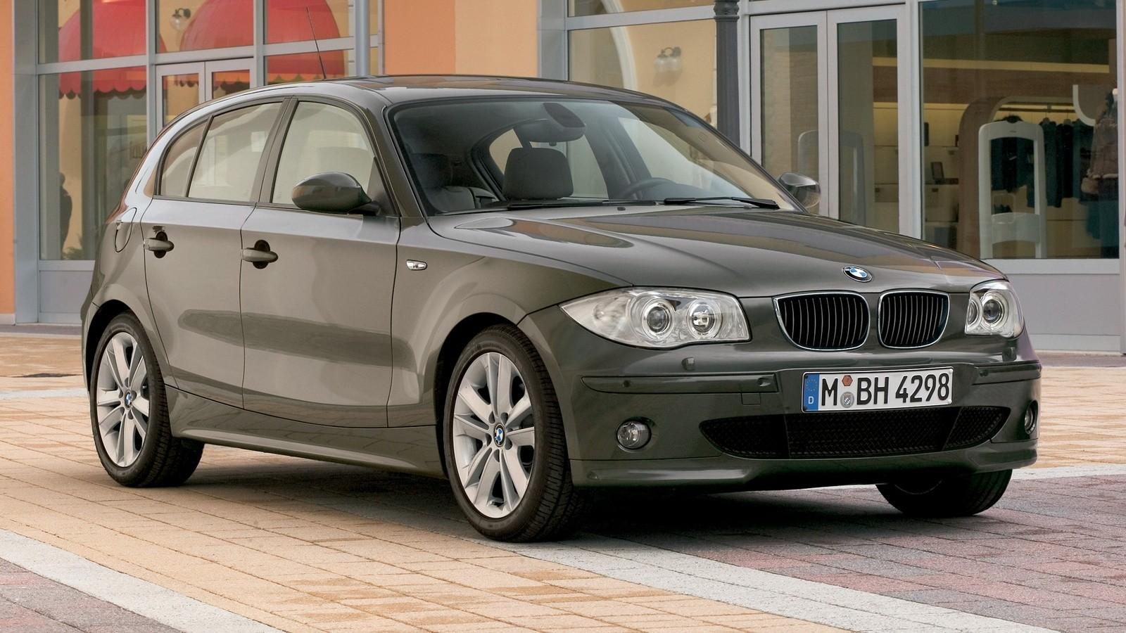 BMW 120d 5-door (E87) '2004–06