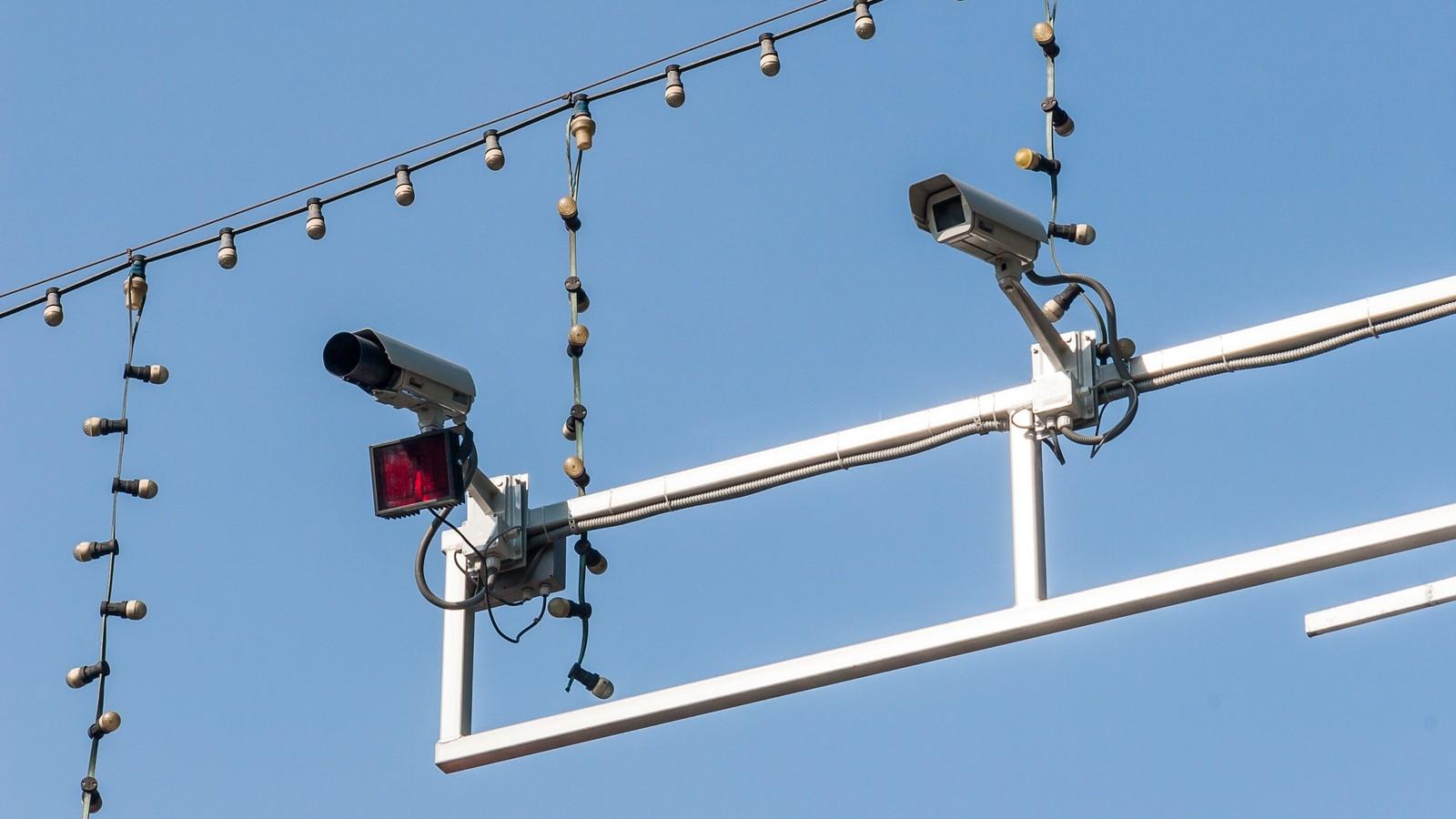 Road surveillance cameras