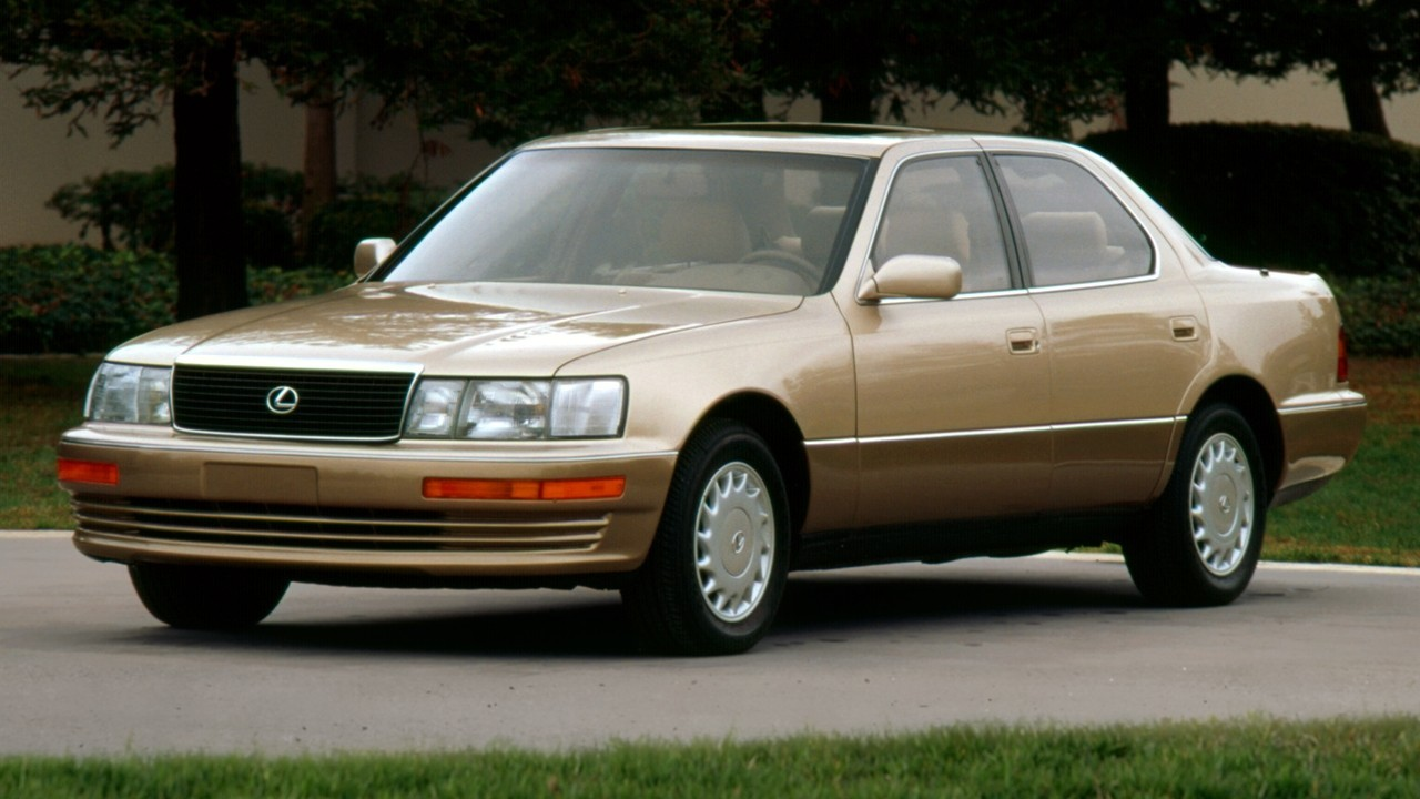3Lexus LS 400 (UCF10) '1989–94ь