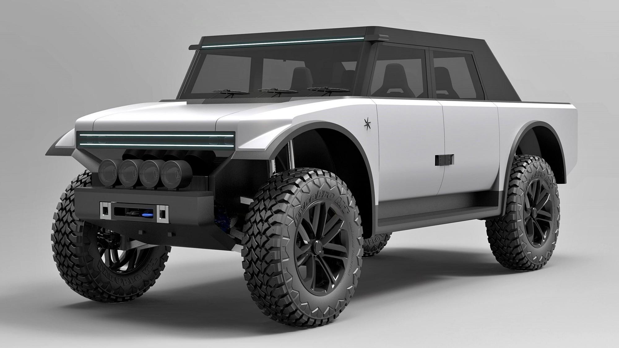 Fering Pioneer: кузов-тряпка, алюминиевая рама-гроб и запас хода до 7000 км