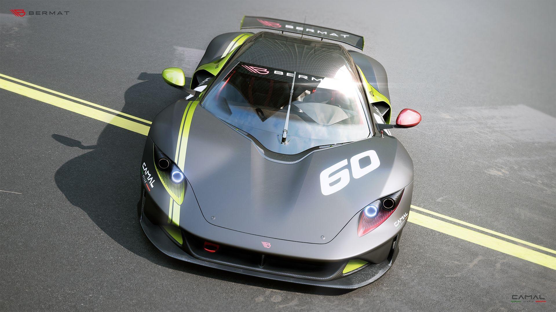 Bermat GT: итальянский конкурент Lotus и Alpine дебютировал в двух версиях