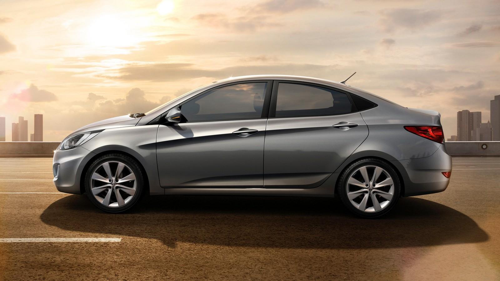 Hyundai Solaris (RB) '12.2010–14р