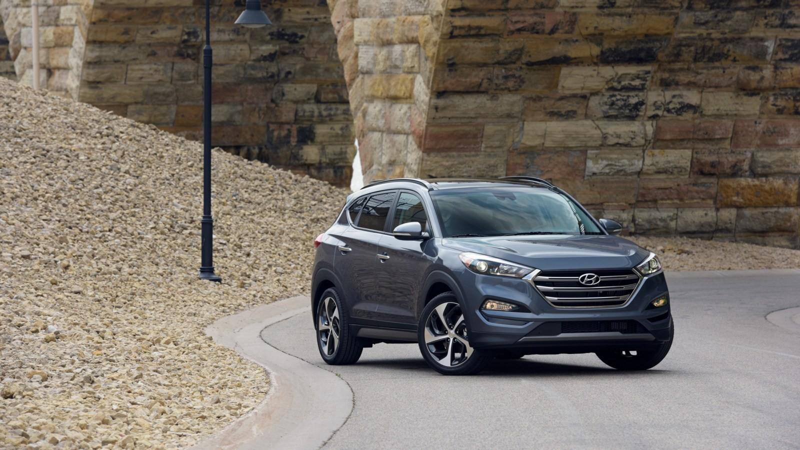 Hyundai Tucson (стандартная версия)